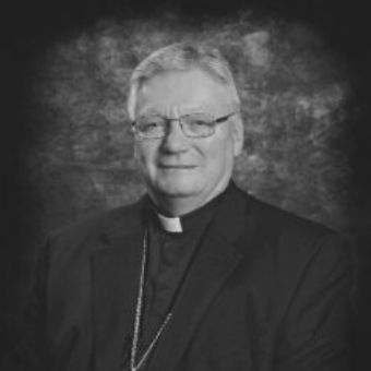 Most Rev. Robert Bourgon Catholic Missions In Canada